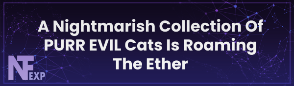 A Nightmarish Collection Of PURR EVIL Cats Is Roaming The Ether