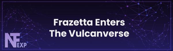 Frazetta Enters The Vulcanverse