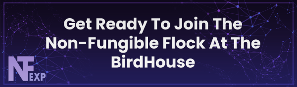 Get Ready To Join The Non-Fungible Flock At The BirdHouse